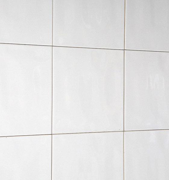 Uk Tiles Value Bumpy Gloss White Ceramic Gloss 250x200mm