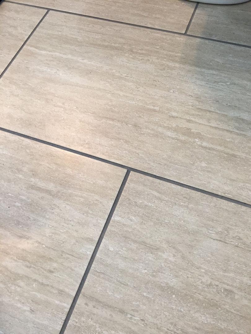 Treviso Prima Travertino Beige Porcelain Wall Floor Tiles 615x308mm