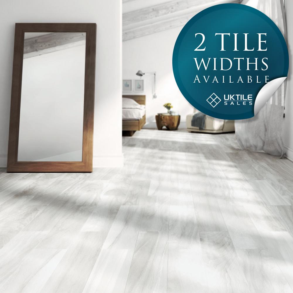 Roca Habitat Abeto Wood Effect Porcelain Floor Tiles 1010x162mm