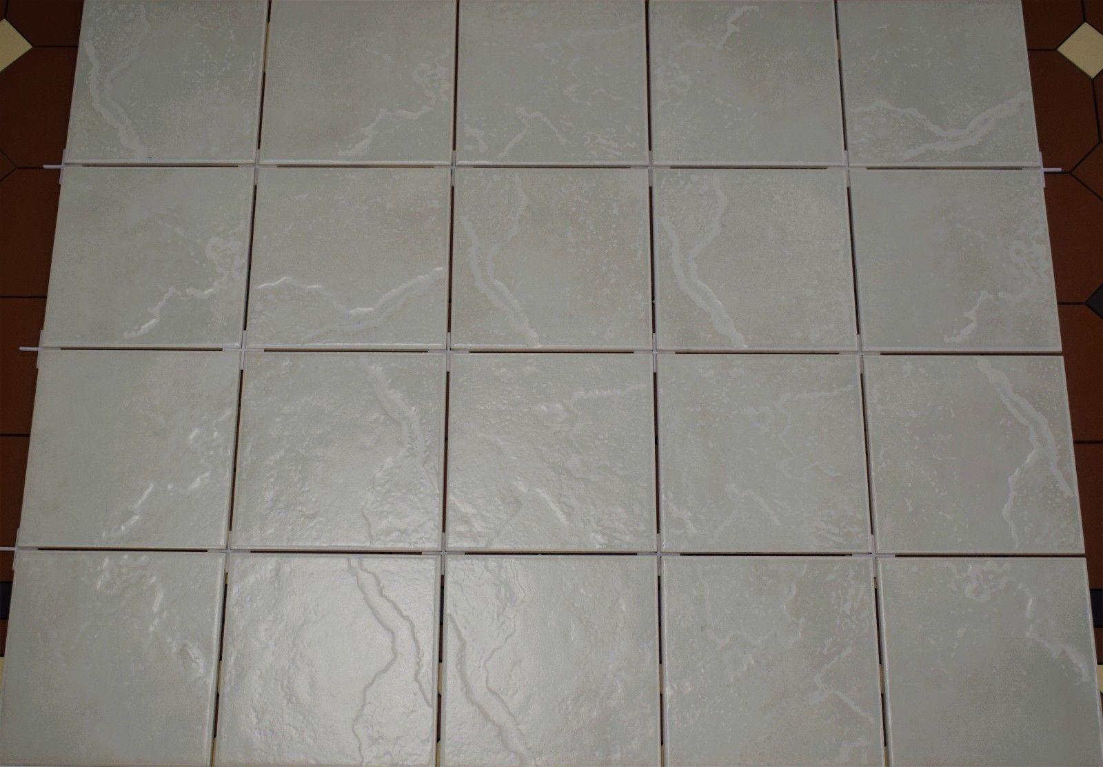 Johnsons DUNE4A Grey effect Wall Tiles 150x150mm - UK Tile Sales